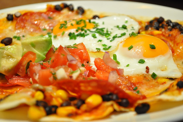 Giraffe+review+Islington+Essex+Road+huevos+rancheros
