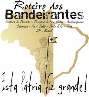 Turismando por ai!: ROTEIRO DOS BANDEIRANTES