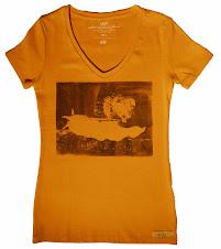"""Damenshirt """"Schnecke"""""""