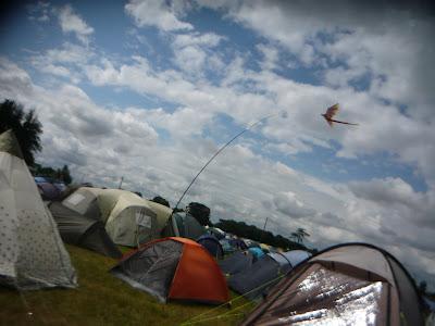 Latitude 2009 Campsite