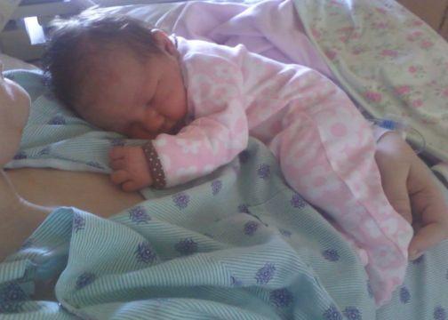 Kloe's Krafty Mama: So in love with my baby girl!