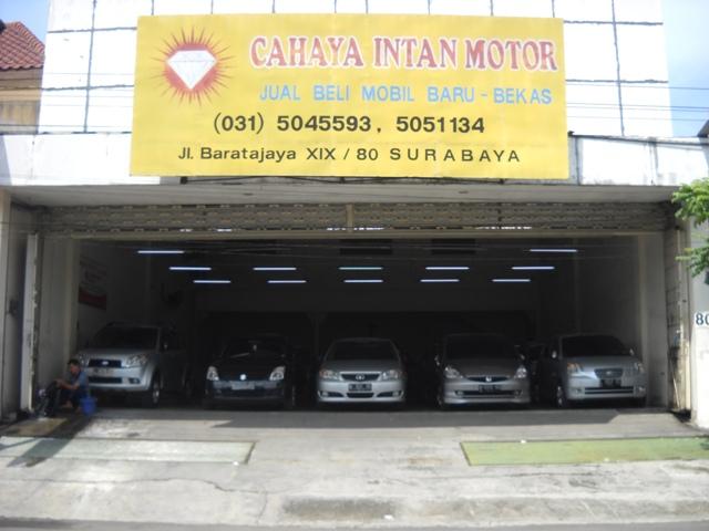Mobil Bekas Surabaya: Toyota New Vios G