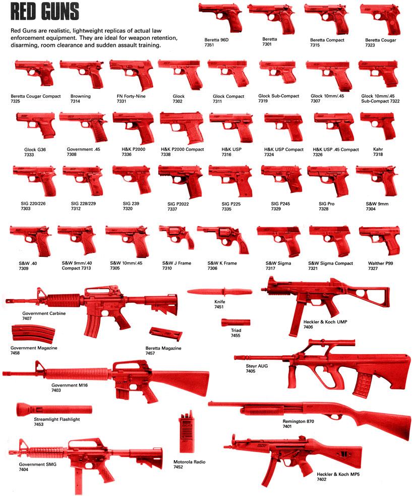 Barkley Guns Shooting