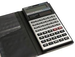 Manual da calculadora científica