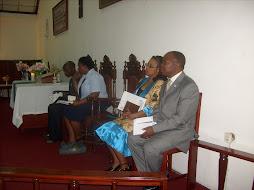 Familia Conselheira da SMUJ de Mputo leste