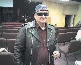 Buddy Martin - the Biker Bully!