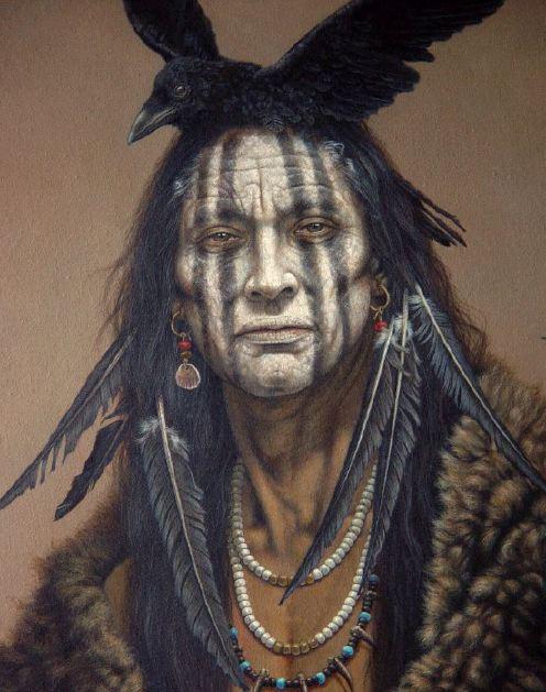 Mystic Warriors ∞ Fine Historic Plains American Indian Art and