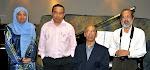 Bersama Dato Johari Salleh