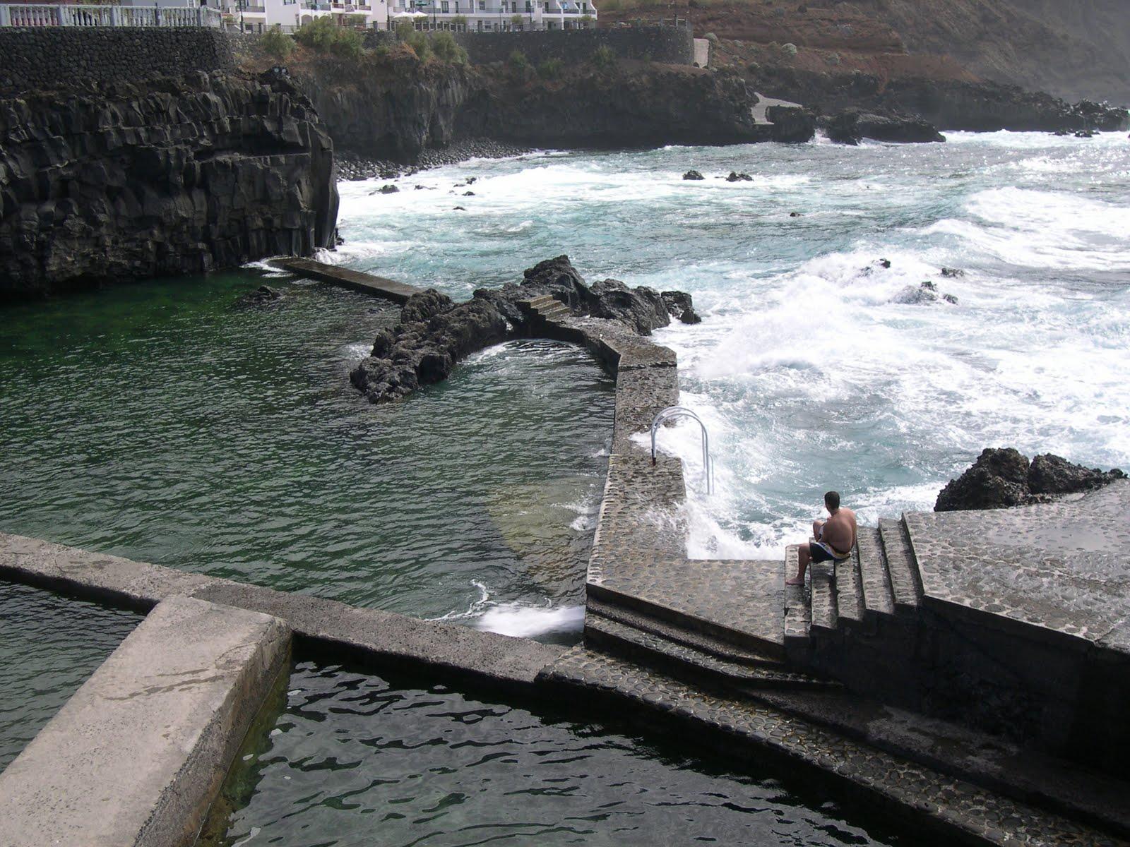 Alain lasa piscinas naturales de la fajana for La pedriza piscinas naturales