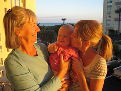 Sami, Grammie and Mama in FL