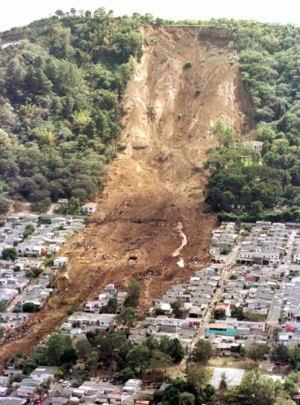 Earthquake La Linea