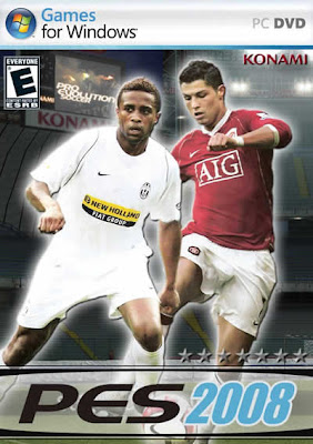 Download - Pro Evolution Soccer 2008 - PC