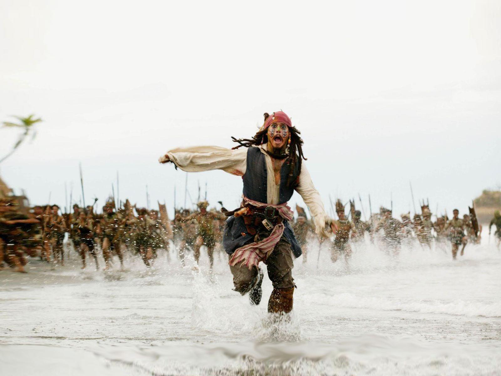 piratas del caribe 4/ navegando aguas misteriosas