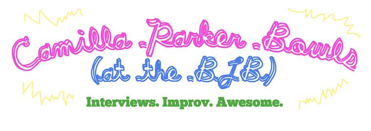 Camilla Parker Bowls (at the BLB)
