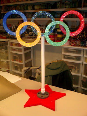 Olympics Party Centerpieces | Party Invitations Ideas