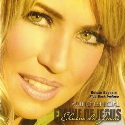 Elaine De Jesus - Muito Especial - Nova Edi��o - Playback