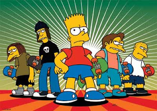 11795 a1the%2520simpsons%2520skate%2520board1 imagenes de bart simpson