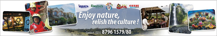 Wisata Alam Sentul : Refresh Your Life
