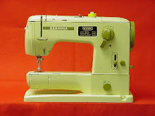 My other sewing machine
