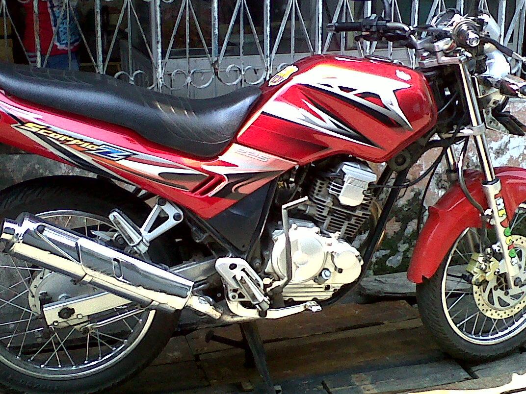 Snap N U0026 39 Shot  Modified 2002 Yamaha Scorpio