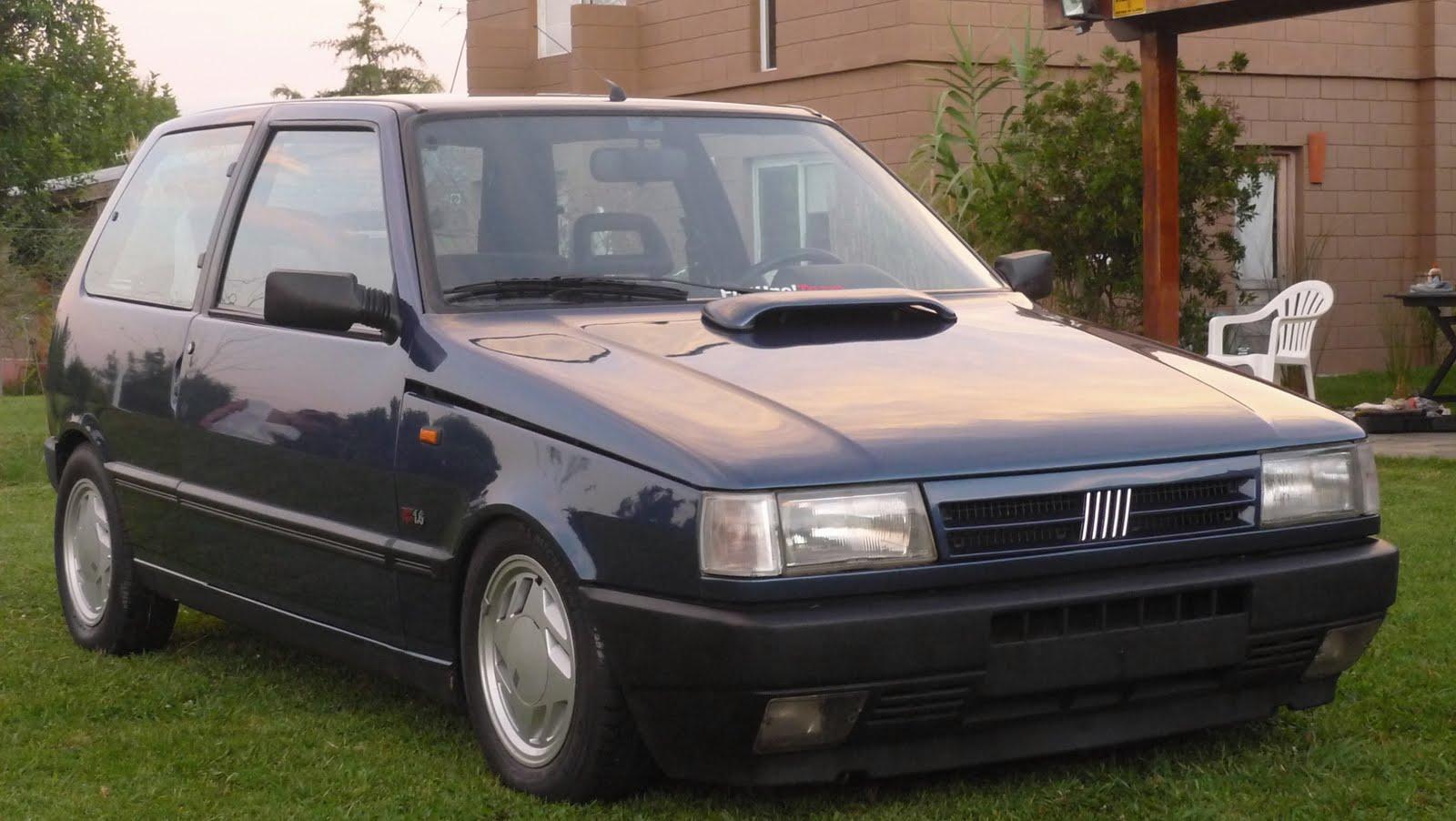 Los Mejores Fiat uno SCR