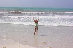 Taylor in Cancun
