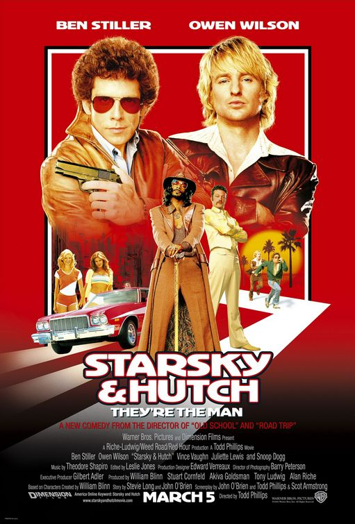 Hindi Dubbed Starsky And Hutch (2004) BRRIP