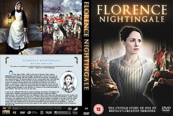 reaction about florence nightingale movie The countryside traveler british_heritage_logo the game' afoot  british_heritage_logo around our sceptered isle british_heritage_logo escape  to.