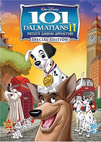101 Dalmatians II - Patch's London Adventure (2003) Disney's Cartoon