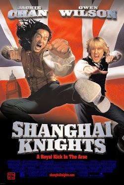 Hiệp Sĩ Thượng Hải - Shanghai Knights (2003) Poster