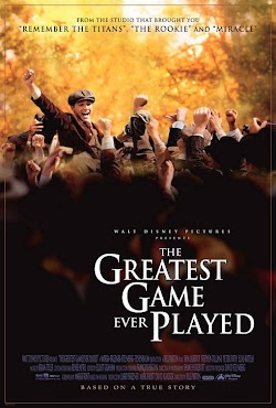 Cuộc So Tài Kịch Tính - The Greatest Game Ever Played (2005) Poster
