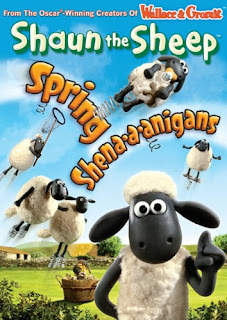 Shaun The Sheep Cartoon (2011)