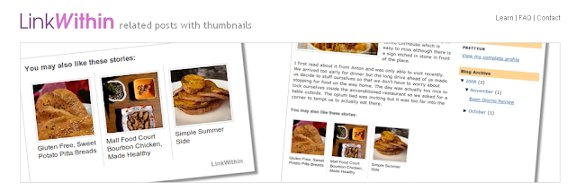 LinkWithin - Related Posts with Thumbnails, similars posts, widget