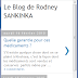 Activate the mobile version of your blogspot blog