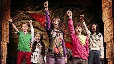 Spirit Warriors, Jessica Henwick, Benedict Wong, Burt Kwouk, BBC