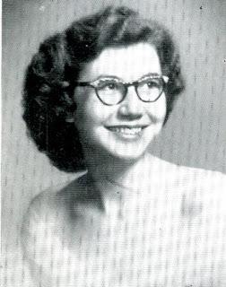 Bonnie Huffman, murdered near Delta, Missouri in 1954