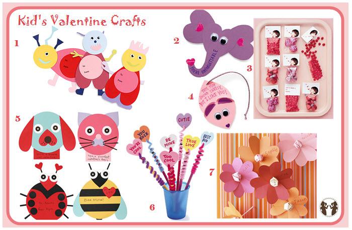 Valentine S Day Craft Ideas