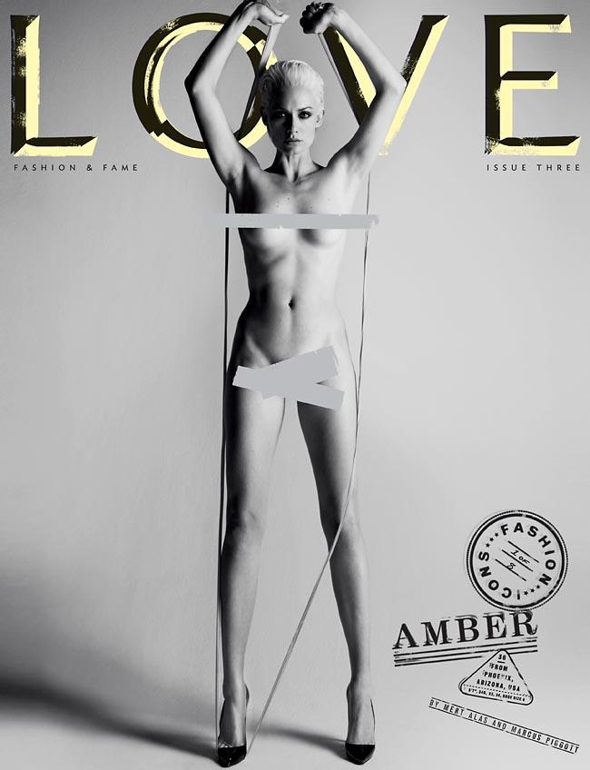 Amber Valletta LOVE