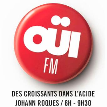 Clash Francis Lalanne Johann Roques Oui FM