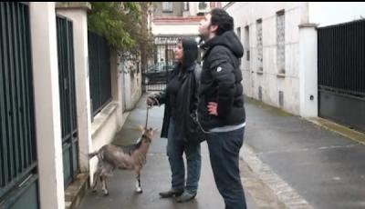 Elliot de Virgin Radio offre une chèvre à la mère de Michael Youn