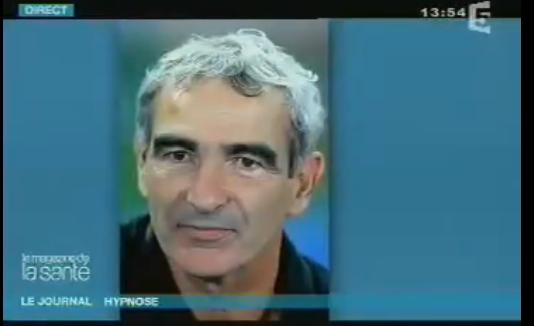 Michel Cymes compare Domenech à un hypnotiseur