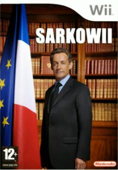 SarkoWii pour devenir Président