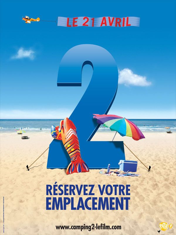 Camping 2: bande annonce officielle