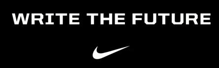 Nike write your future