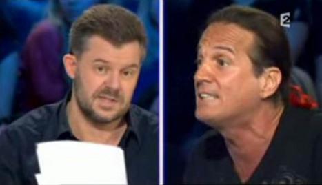 Clash entre Francis Lalanne et Eric Naulleau