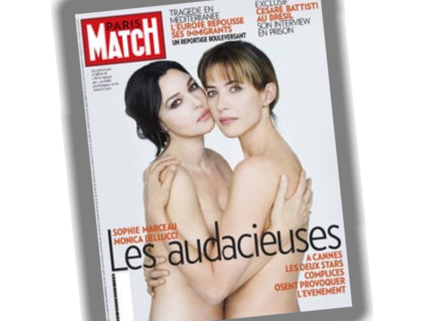 Monica+Bellucci+et+Sophie+Marceau+nues