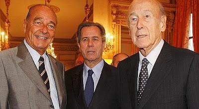 Debré Chirac VGE