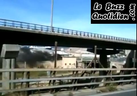 Vidéos attaque fourgon blindé Marseille