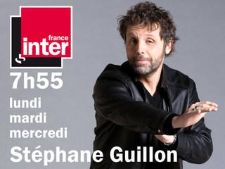 Stéphane Guillon soutient Didier Porte