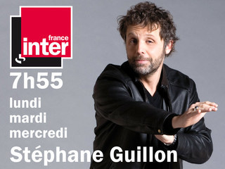 Dernière chronique de Stéphane Guillon sur France Inter (vidéo)